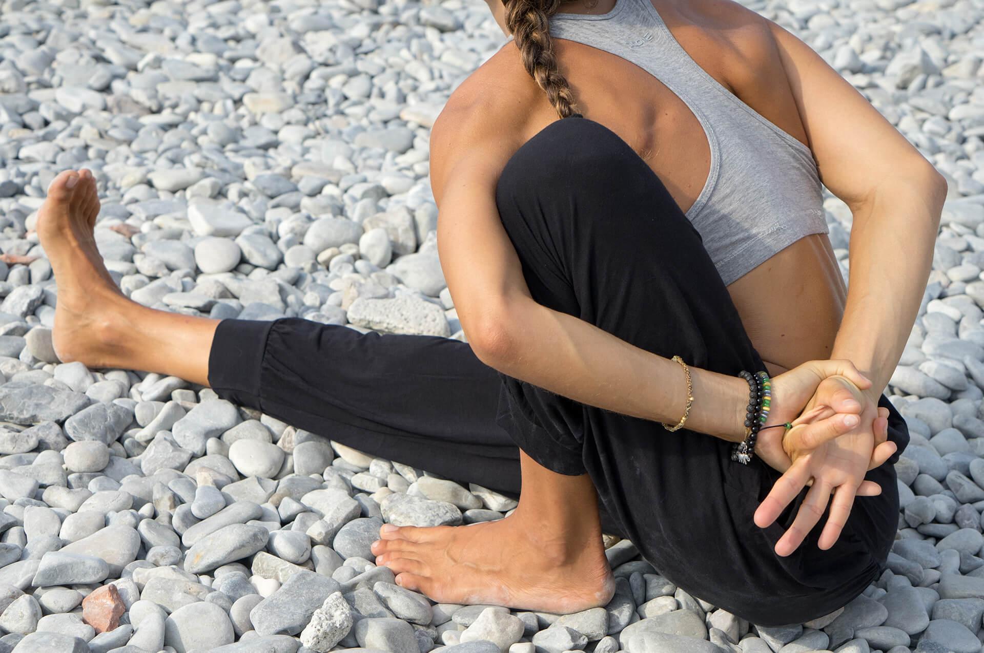 Marichyasana, yoga posture