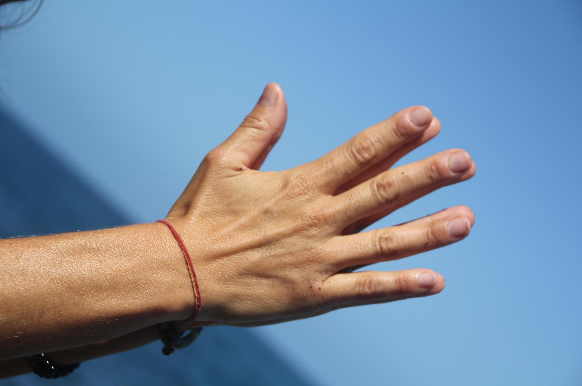 mela-hands